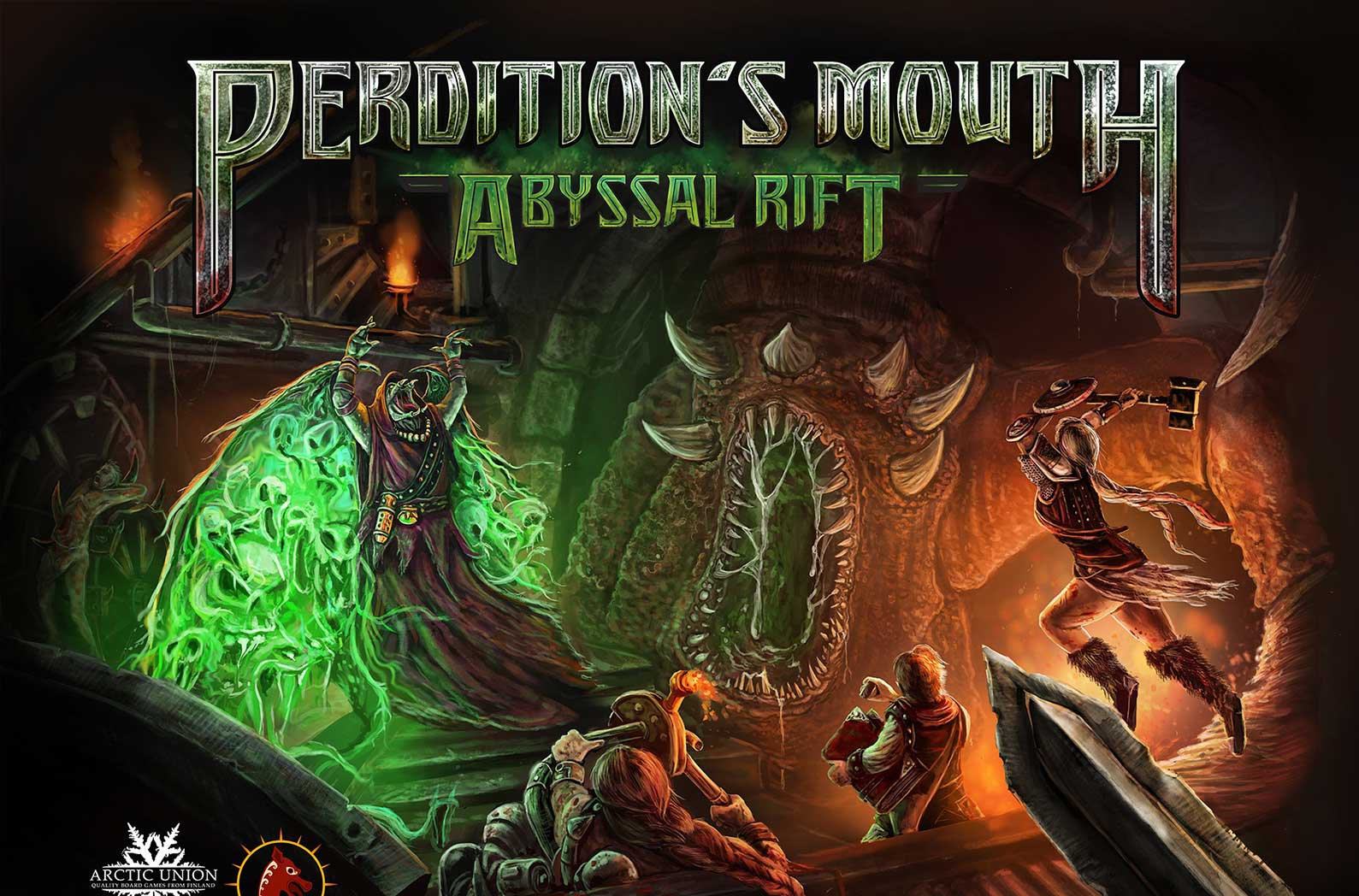 Cannibal's Howl Perdition's Mouth