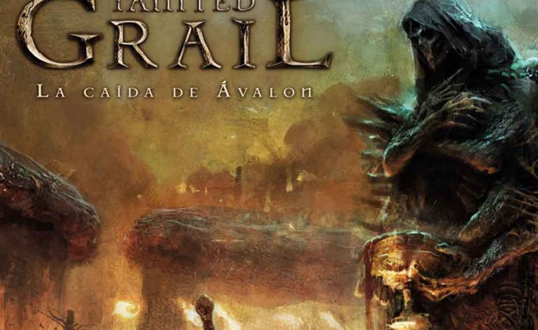 reseña tainted grail