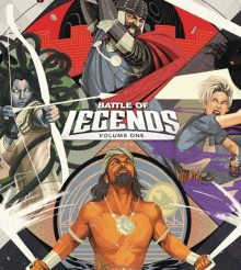 Reseña: Unmatched: Battle of Legends