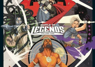 reseña unmatched battle of legends